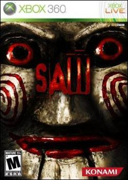 Saw (Xbox 360) by Konami Box Art