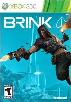 Brink  (Xbox 360) by Bethesda Softworks Box Art