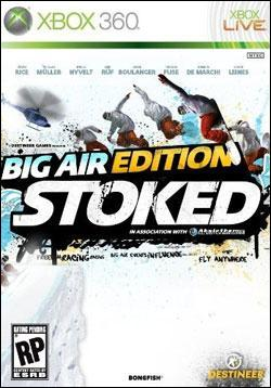 Stoked: Big Air Edition (Xbox 360) by XS Games, LCC. Box Art