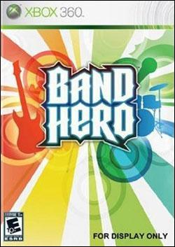 Band Hero (Xbox 360) by Activision Box Art