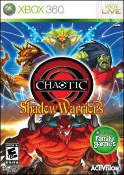 Chaotic: Shadow Warriors (Xbox 360) by Activision Box Art