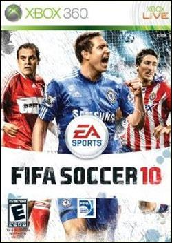 FIFA Soccer 2010 (Xbox 360) by Electronic Arts Box Art