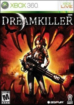 Dreamkiller (Xbox 360) by Aspyr Media Box Art