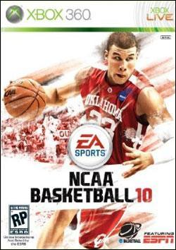 NCAA Basketball 2010 (Xbox 360) by Electronic Arts Box Art