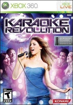 Karaoke Revolution Bundle (Xbox 360) by Konami Box Art