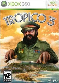 Tropico 3 (Xbox 360) by Take-Two Interactive Software Box Art