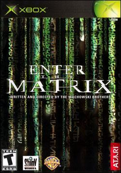 Enter the Matrix (Xbox) by Atari Box Art