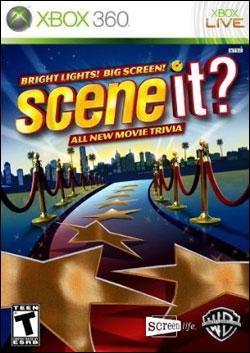 Scene It: Bright Lights Big Screen  (Xbox 360) by Warner Bros. Interactive Box Art
