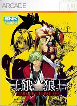 Garou: Mark Of The Wolves (Xbox 360 Arcade) by SNK NeoGeo Corp. Box Art