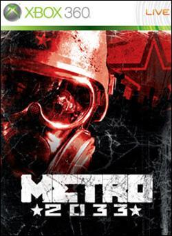 Metro 2033 (Xbox 360) by THQ Box Art