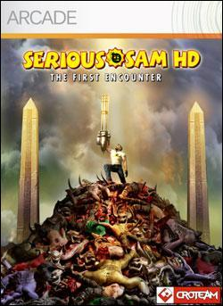 Serious Sam HD: The First Encounter (Xbox 360 Arcade) by Microsoft Box Art