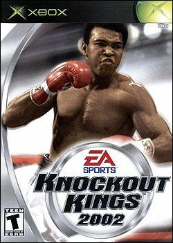 Knockout Kings 2002 Box art