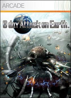 0 Day Attack on Earth (Xbox 360 Arcade) by Microsoft Box Art
