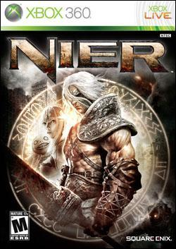 Nier (Xbox 360) by Square Enix Box Art