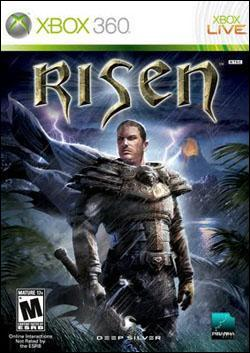 Risen (Xbox 360) by Southpeak Interactive Box Art
