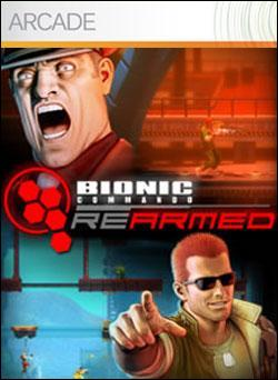Bionic Commando Rearmed (Xbox 360 Arcade) by Microsoft Box Art