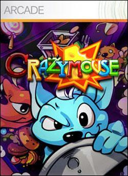 Crazy Mouse (Xbox 360 Arcade) by Microsoft Box Art