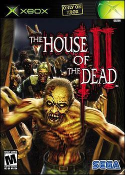 House of the Dead 3 (Xbox) by Sega Box Art