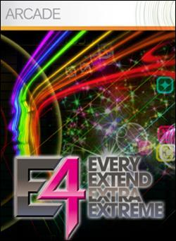 Every Extend Extra Extreme (Xbox 360 Arcade) by Microsoft Box Art