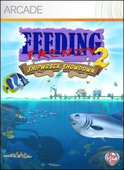 Feeding Frenzy 2: Shipwreck Showdown (Xbox 360 Arcade) by Microsoft Box Art