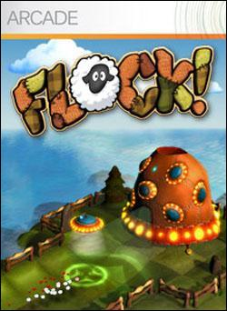 Flock! (Xbox 360 Arcade) by Capcom Box Art