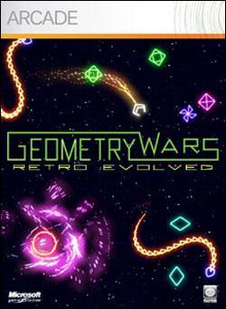 Geometry Wars: Retro Evolved (Xbox 360 Arcade) by Microsoft Box Art