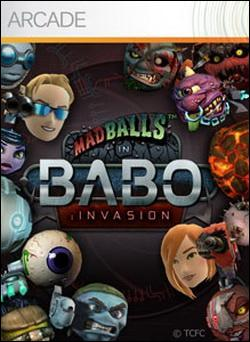 Madballs in Babo: Invasion (Xbox 360 Arcade) by Microsoft Box Art