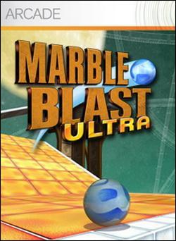 Marble Blast Ultra (Xbox 360 Arcade) by Microsoft Box Art