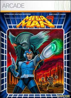 Mega Man 9 (Xbox 360 Arcade) by Microsoft Box Art