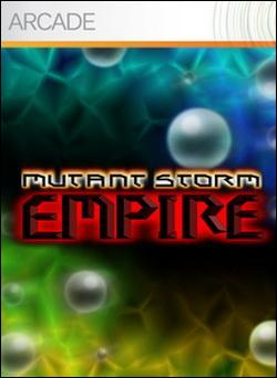 Mutant Storm Empire (Xbox 360 Arcade) by Microsoft Box Art