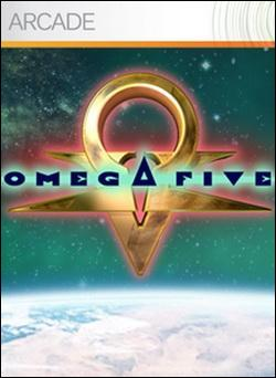 Omega Five (Xbox 360 Arcade) by Microsoft Box Art