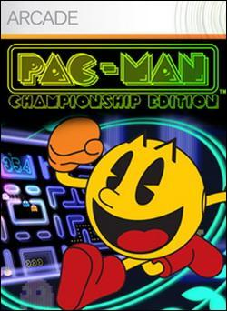 Pac-Man Championship Edition (Xbox 360 Arcade) by Namco Bandai Box Art