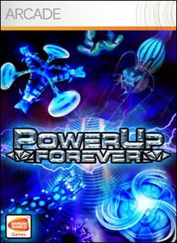PowerUp Forever (Xbox 360 Arcade) by Microsoft Box Art
