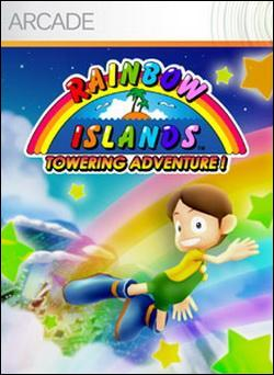 Rainbow Islands: Towering Adventure! (Xbox 360 Arcade) by Microsoft Box Art