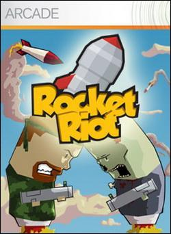 Rocket Riot (Xbox 360 Arcade) by THQ Box Art