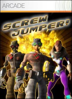 Screwjumper! (Xbox 360 Arcade) by Microsoft Box Art