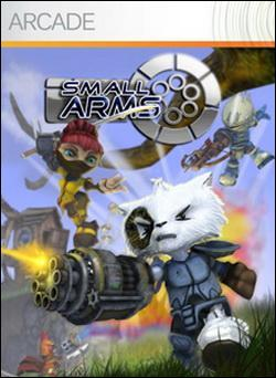 Small Arms (Xbox 360 Arcade) by Microsoft Box Art