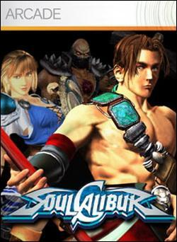 Soul Calibur (Xbox 360 Arcade) by Namco Bandai Box Art