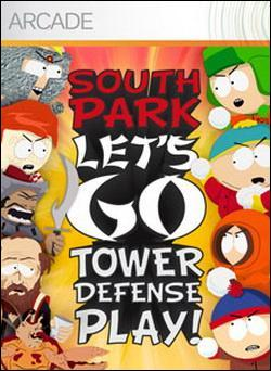 South Park Let's Go Tower Defense Play! (Xbox 360 Arcade) by Microsoft Box Art