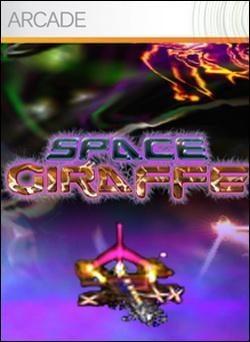 Space Giraffe (Xbox 360 Arcade) by Microsoft Box Art