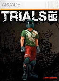 Trials HD (Xbox 360 Arcade) by Microsoft Box Art