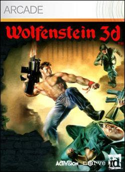 Wolfenstein 3D (Xbox 360 Arcade) by Microsoft Box Art