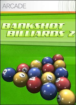 Bankshot Billiards 2 (Xbox 360 Arcade) by Microsoft Box Art