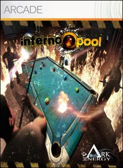 Inferno Pool (Xbox 360 Arcade) by Microsoft Box Art