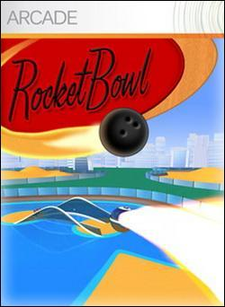 Rocket Bowl (Xbox 360 Arcade) by Microsoft Box Art