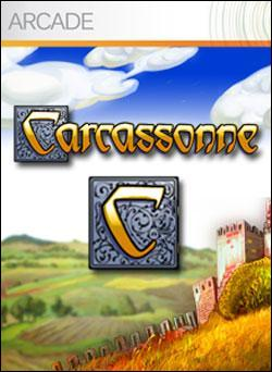 Carcassonne (Xbox 360 Arcade) by Microsoft Box Art