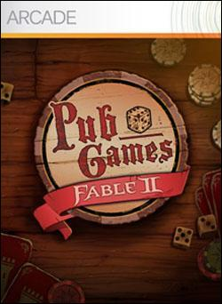 Fable II Pub Games (Xbox 360 Arcade) by Microsoft Box Art
