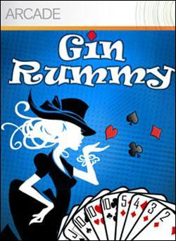 Gin Rummy (Xbox 360 Arcade) by Microsoft Box Art