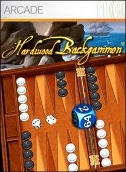 Hardwood Backgammon (Xbox 360 Arcade) by Microsoft Box Art