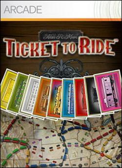 Ticket to Ride (Xbox 360 Arcade) by Microsoft Box Art
